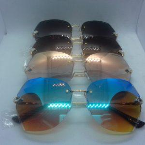 Gafas Carrera biselada pinta de diamante